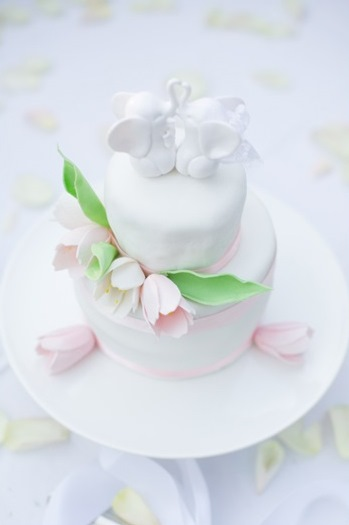 Danielle Wedding Cake